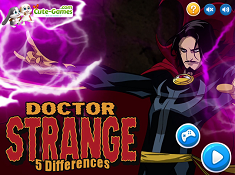 Doctor Strange 5 Differences