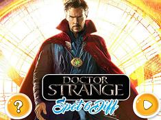 Doctor Strange Spot 6 Diff