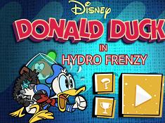 Donald Duck in Hydro Frenzy