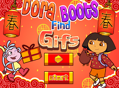 Dora Boots Find Gifts
