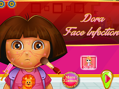 Dora Face Infection