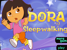 Dora Sleepwalking