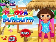 Dora Sunburn