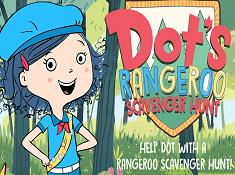 Dots Rangeroo Scavenger Hunt