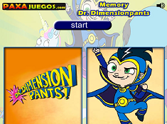 Dr Dimensionpants Memory Cards