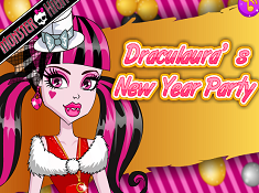 Draculauras New Year Party