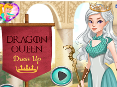 Dragon Queen Dress Up