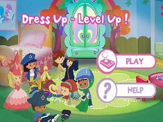 Dress Up Level Up