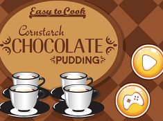 Easy to Cook Cornstarch Chocolate Pudding