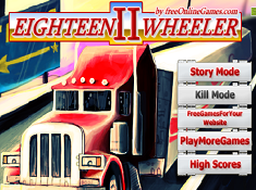 Eighteen Wheeler 2