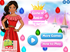 Elena of Avalor Bejeweled