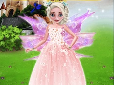 Elsa Dream of Butterfly