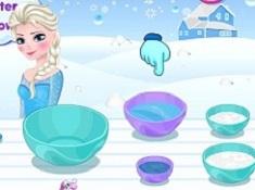 Elsa Frozen Dessert Trifle