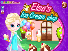 Elsas Ice Cream Shop