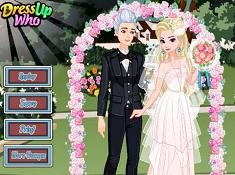 Elsas Retro Wedding