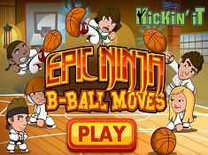 Epic Ninja B Ball Moves