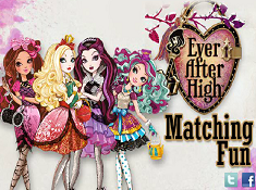 Ever After High Matching Fun
