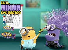 Evil Minion Eye Doctor