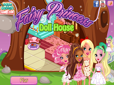 Fairy Princess Doll House
