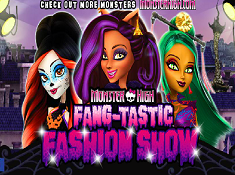 Fang Tastic Fashion Show