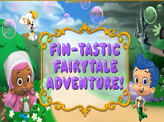 Fin-Tastic Fairytale Adventure