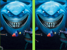 Finding Dory Differences