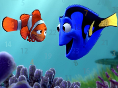 Finding Nemo Hidden Numbers