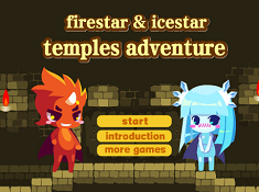 Firestar and Icestar Temples Adventure