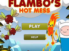 Flambos Hot Mess