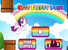 Flappy Cute Pony