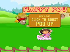 Flappy Pou