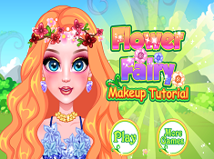 Flower Fairy Makeup Tutorial