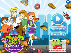 Food Rain Bejeweled