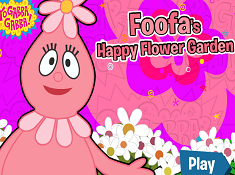 Foofa Happy Flower Garden