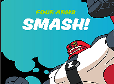 Four Arms Smash