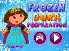 Frozen Dora Preparation