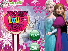 Frozen Love Test