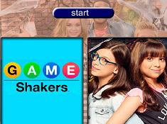 Game Shakers -  Memory