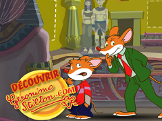 Geronimo Stilton Differences