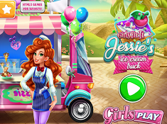 Girls Fix It Jessies Ice Cream Truck