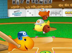 Goldfish Fun Super Slugger Baseball