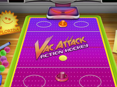 Goldfish Fun Vac Attack Action Hockey