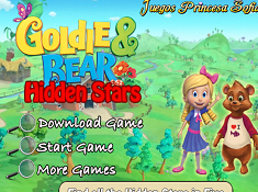 Goldie and Bear Hidden Stars