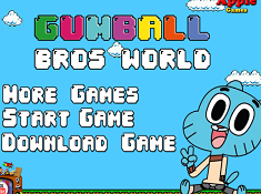Gumball Bros World