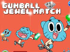 Gumball Jewel Match