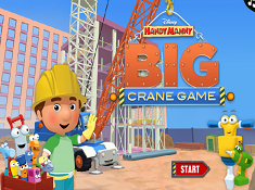 Handy Manny Big Crane