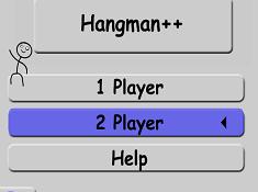 Hangman Plus Plus