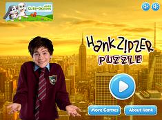 Hank Zipzer Puzzle