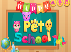 Happy Pet School