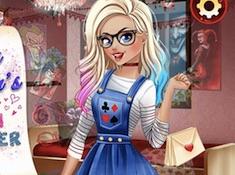 Harley Quinn Modern Makeover